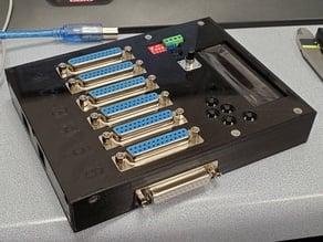 AMC-AASD15A servo controller enclosure v4