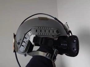 HTC Vive Fast helmet mount