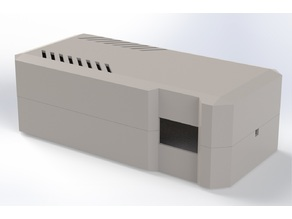 videoton tv computer power supply cover/case