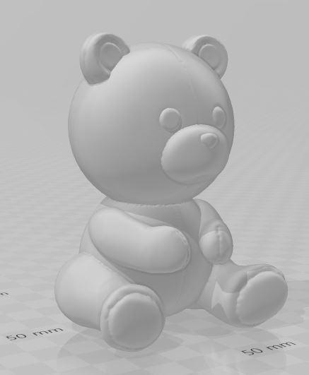 cutie bear doll