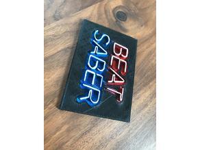 Beat Saber Sign VR