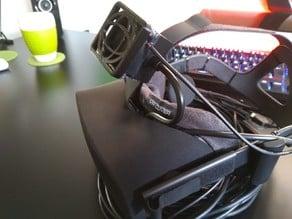 VR Headset Lens Fan Oculus