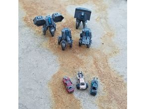 VN Drones For Ortus Novae