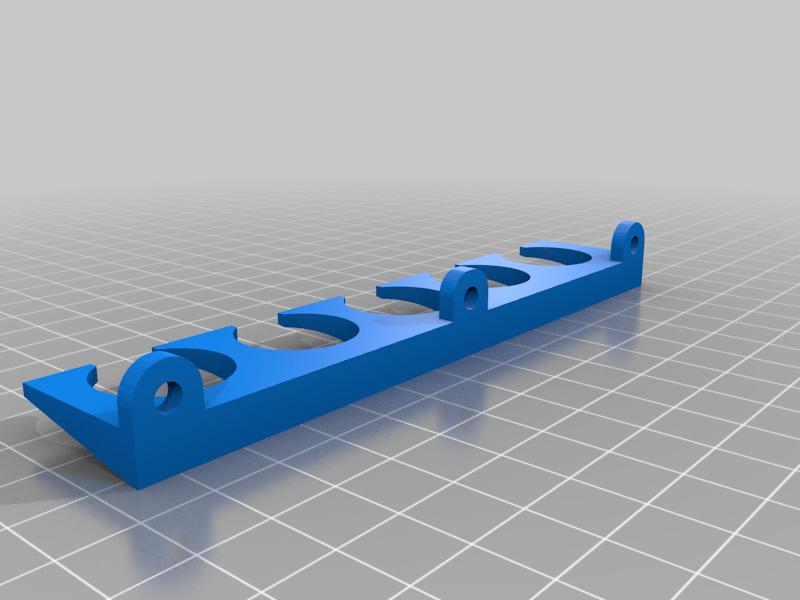 File/chisel/screwdriver holder