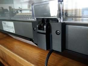 Reloop dust cover hinge adapter for Technics SL-1300, Sl-1400 & SL-1500