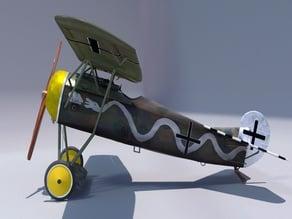 Fokker E.V(D.VIII)