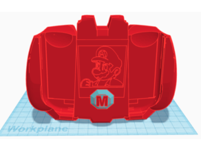 Mario joycon holder