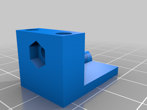 Anet A8 X-Axis Belt Tensioner