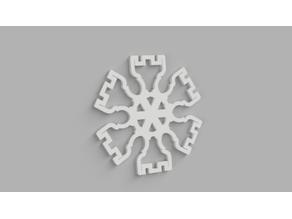 Snowflake Rook