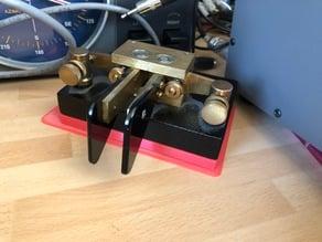 Base for Kent Double Morse Paddle