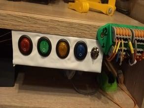 button swich panel