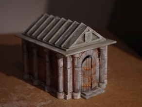 The Mausoleum of old Uncle Necromancer