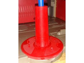 Real Ghostbusters Firehouse Fire Pole Platform