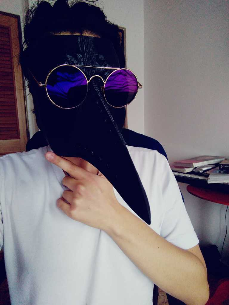 Plague Doctor Mask Wearable