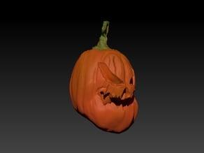 Halloween Pumpkin V2