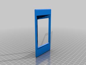 Рамка для дисплея Anycubic Mega S