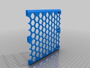 CoolerMaster Masterbox 5 hexagon front