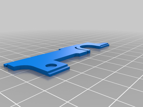 V2 GB selector plate for Retro Arms split GB and Raven HPA engine