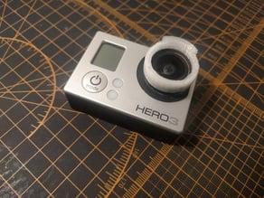 GoPro Hero3 FPV Lens protection