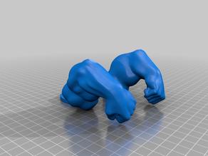 Hulk Chicken Arms