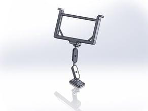 iPad ball joint holder