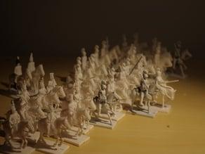 Napoleonics - Part 20 - Austrian Hussars