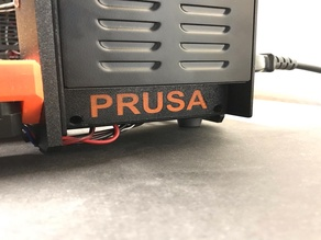 Prusa PSU DELTA Cover for MMU