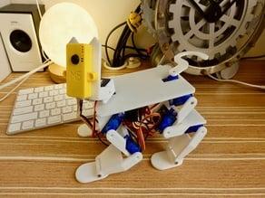 Servo Robot Cat Prototype 2