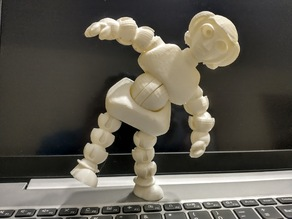 Poppet Venus - Twist and Pose Figure