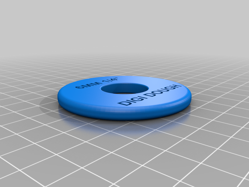 Rolling Pin Discs (6 Sizes)