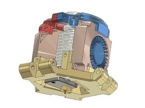 MPMD E3D V6 Effector
