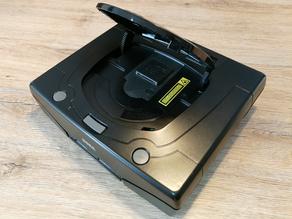 Sega Saturn Rhea/Phoebe Cover