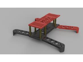 Reely Quadcopter frame