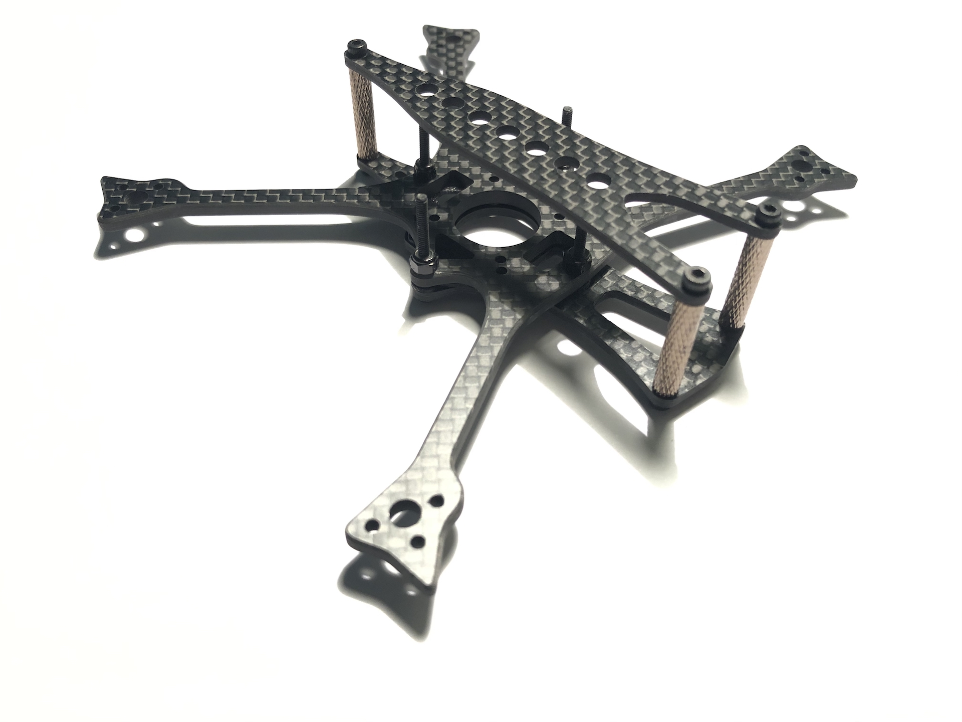 Pickle EVO2 MK3 : HD 3 inch quadcopter frame