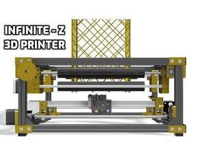 """Infinite"" Z Axis 3D Printer (TTM)"