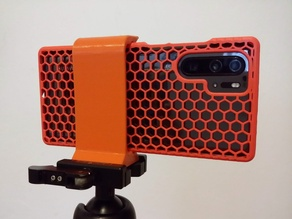 Tripod mount for Huawei P30 Pro