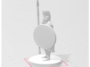 Spartan Soldier (See Description!)
