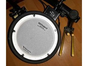 Roland electronic drum stick holder