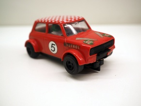 Scalextric C122 Mini Clubman 1275GT Replacement Chassis