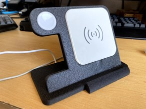 iPhone 11 and iWatch Dock / Stand