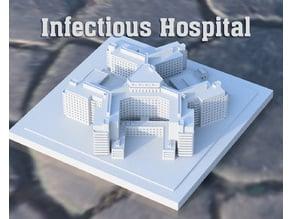 Infectious Hospital for GreebleCity, ХЗБ, KAH [GreebleCity]