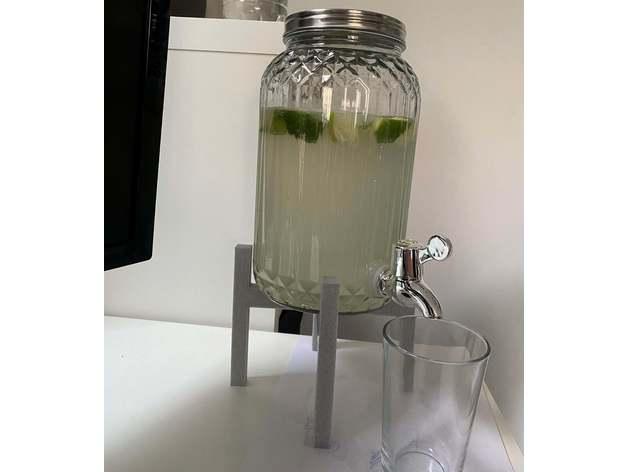 Ikea Vardagen Drink Dispenser Increase, Glass Beverage Dispenser Ikea
