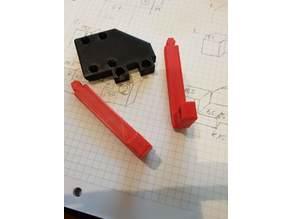 Creality CR-10s Pro Filament Einführungsblock
