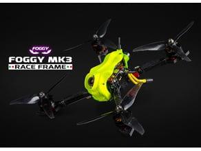 Foggy MK3 Pod (Light Weight Race Canopy)
