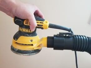 Dewalt DWE6421/23 to Rigid NXT Shop Vac Adapter
