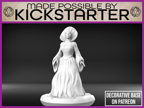 Bloody Mary - Tabletop Miniature