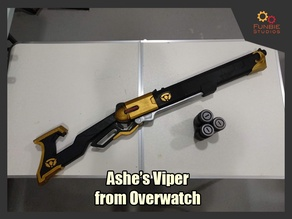 Ashe's Viper from Overwatch
