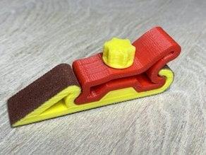 Sanding Tool (cale de ponçage)