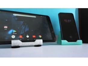 Tablet Phone  Holder No Key Hide