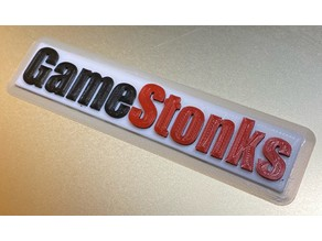 GameStonks Logo (GameStop/GME)